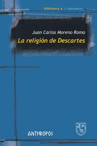 LA RELIGI�N DE DESCARTES: portada