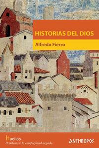 HISTORIAS DEL DIOS: portada