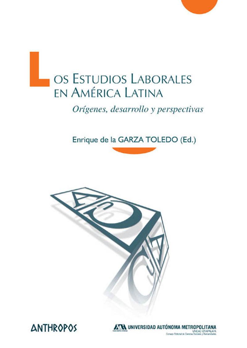 LOS ESTUDIOS LABORALES EN AMÉRICA LATINA: portada