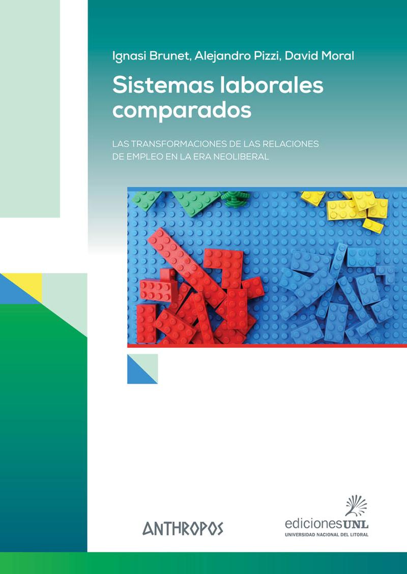 SISTEMAS LABORALES COMPARADOS: portada