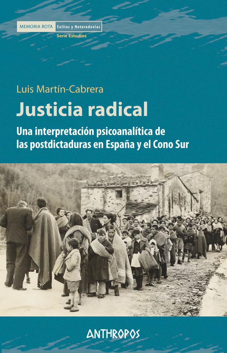 JUSTICIA RADICAL: portada