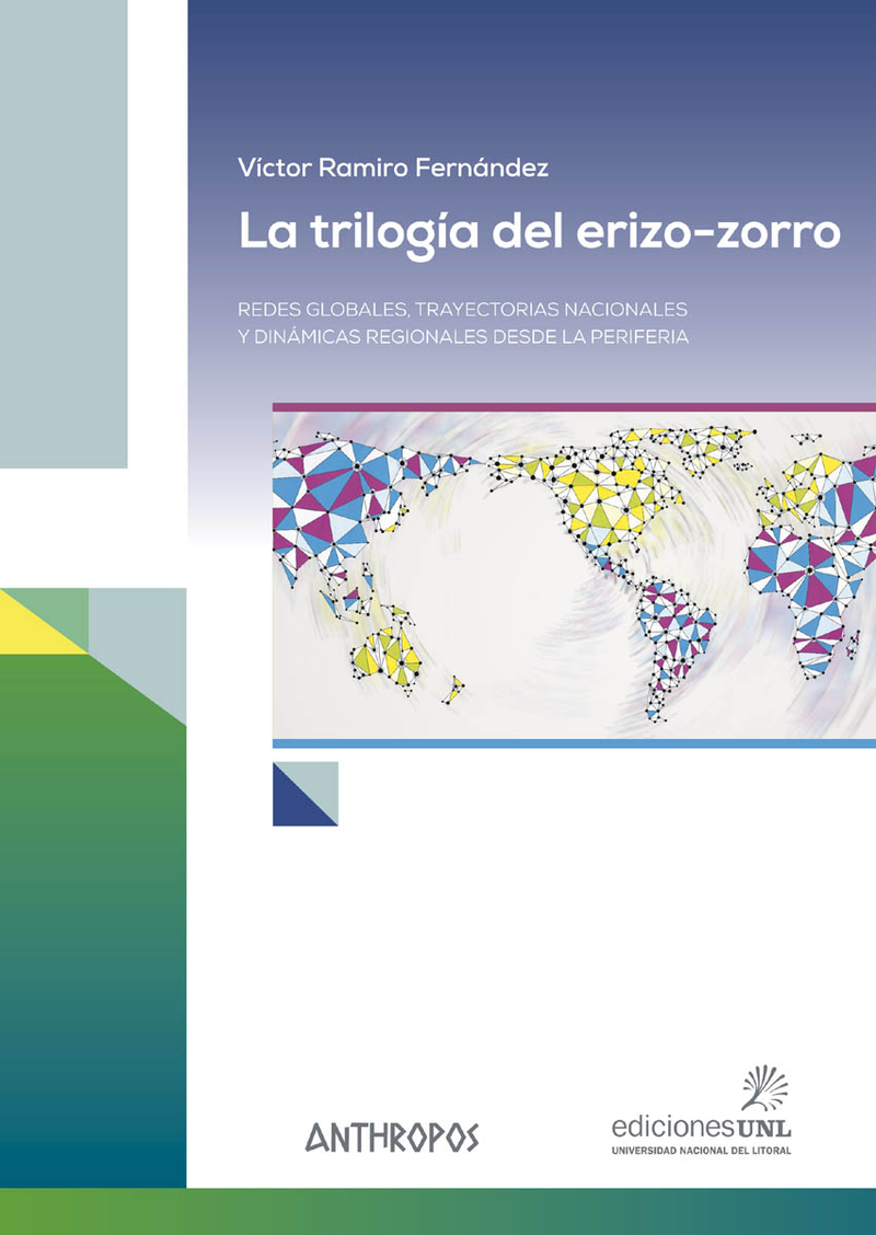 LA TRILOGÍA DEL ERIZO-ZORRO: portada
