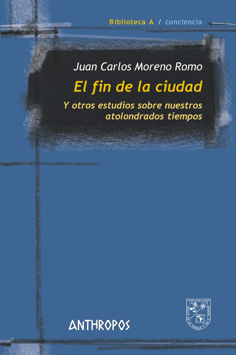 EL FIN DE LA CIUDAD: portada