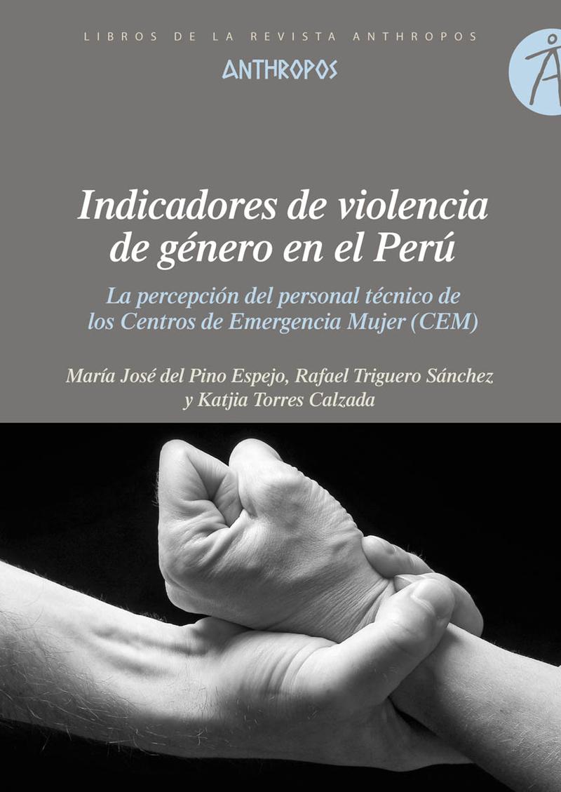 Indicadores de violencia de género en el Perú: portada