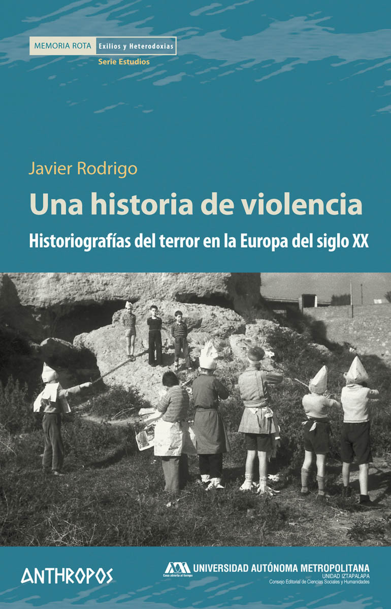 Una historia de violencia: portada