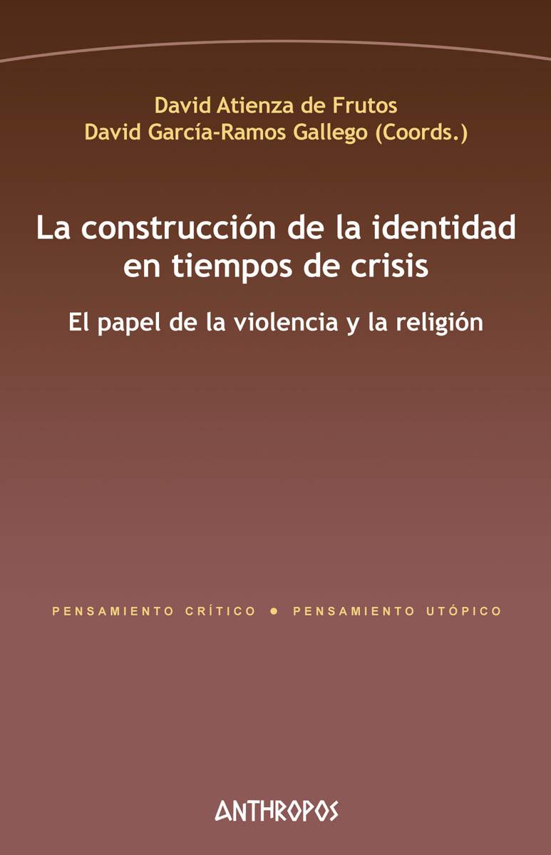 La construcción de la identidad en tiempos de crisis: portada