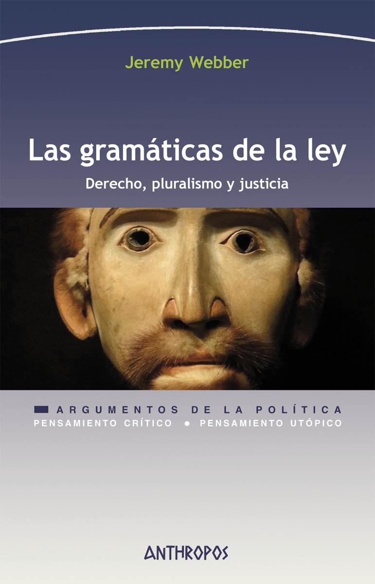 LAS GRAMÁTICAS DE LA LEY: portada