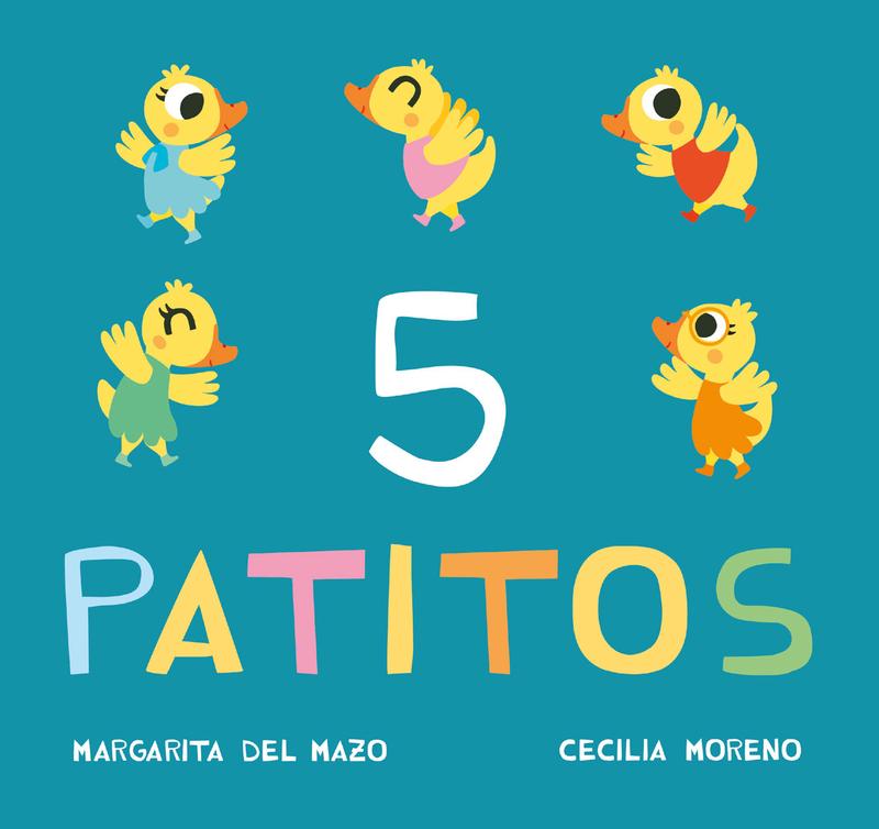 5 Patitos (4ª Ed.): portada