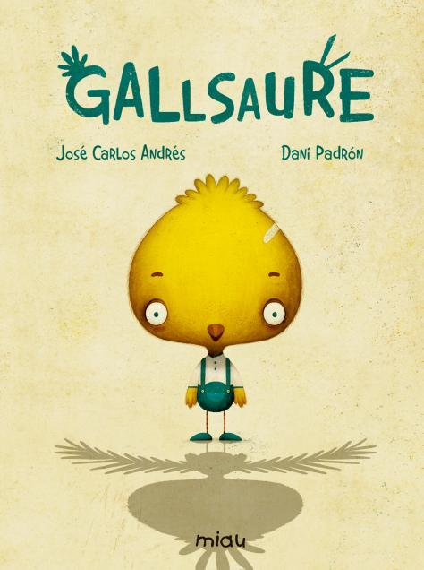 GALLSAURE - CAT: portada