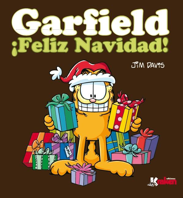 GARFIELD. ¡FELIZ NAVIDAD!: portada
