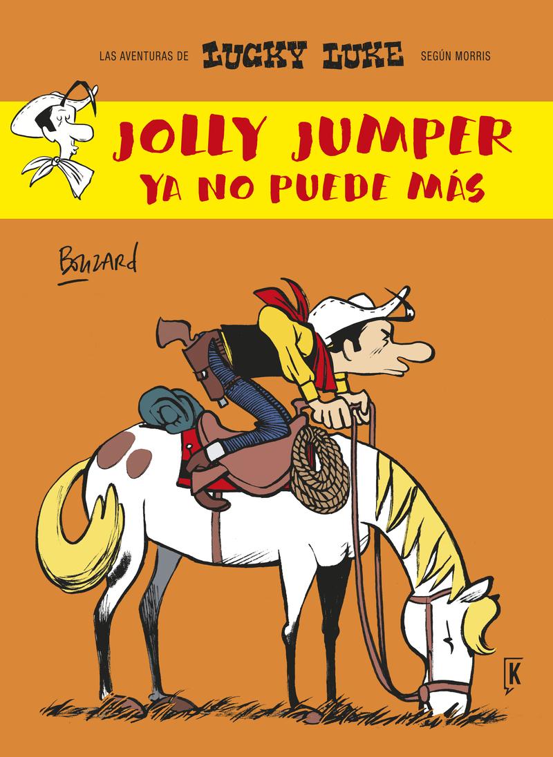 JOLLY JUMPER YA NO PUEDE MáS: portada