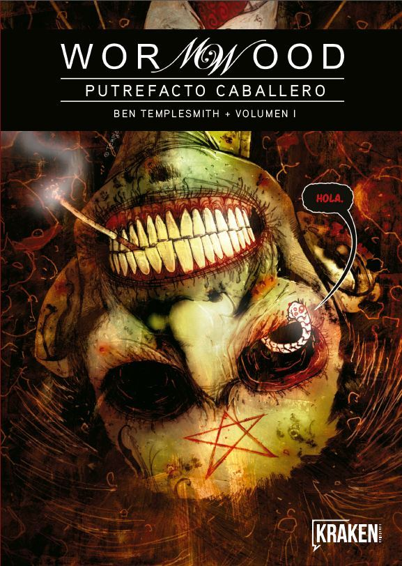 WORMWOOD VOL 1: portada