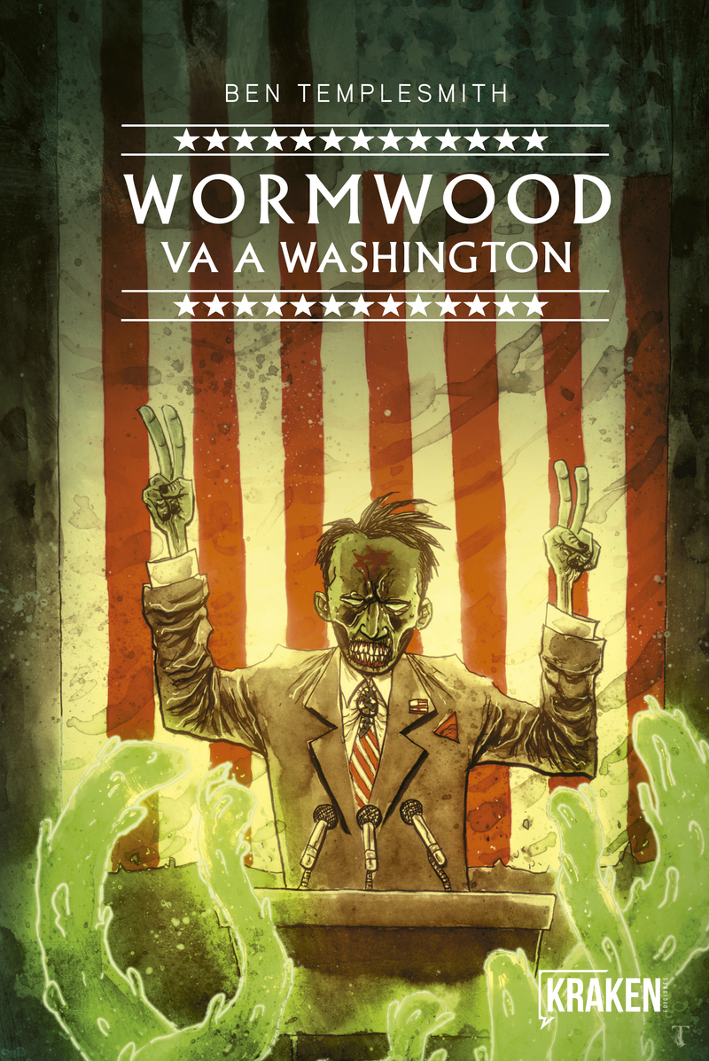 WORMWOOD VA A WASHINGTON: portada