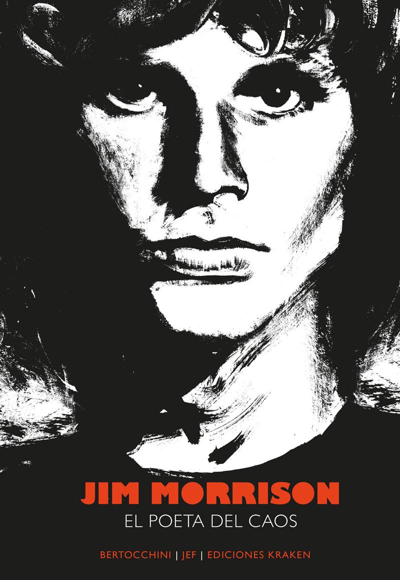 JIM MORRISON: portada
