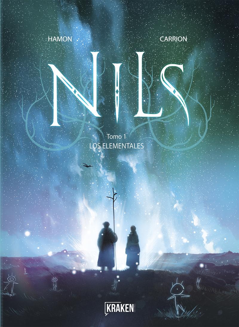 NILS (VOL. 1): portada