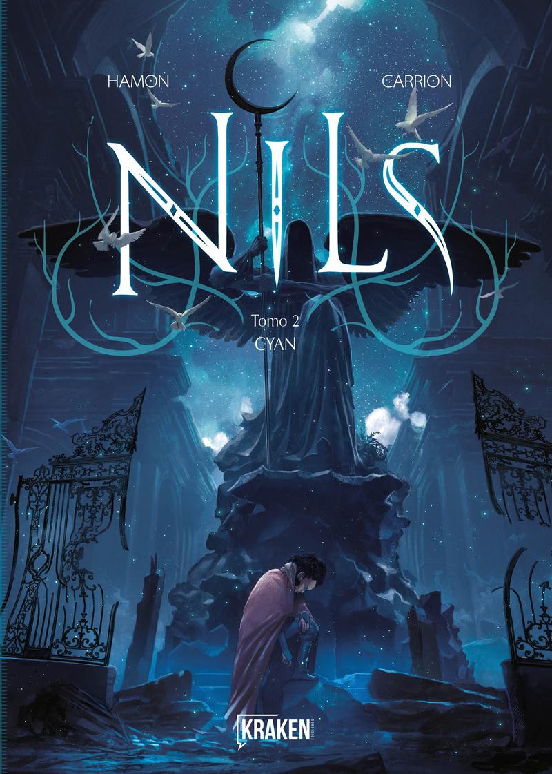 NILS (VOL. 2): portada