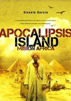 Apocalipsis Island: portada