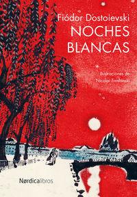 Noches blancas (3ª edición): portada