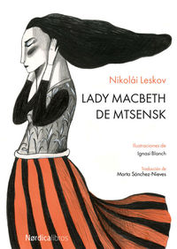 Lady Macbeth de Mtsensk: portada