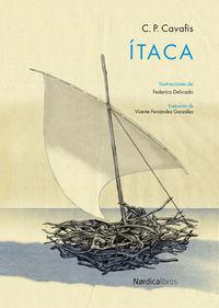 Ítaca (3.ª edición): portada