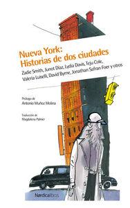 Nueva York: Historias de dos ciudades: portada