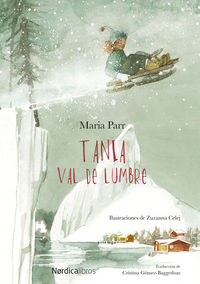 Tania Val de Lumbre: portada