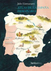 Atlas de la España imaginaria (4.ª edición): portada
