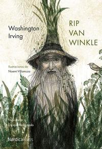 Rip van Winkle: portada