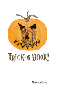 Trick or book! (estuche Halloween): portada