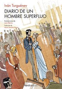 Diario de un hombre superfluo: portada