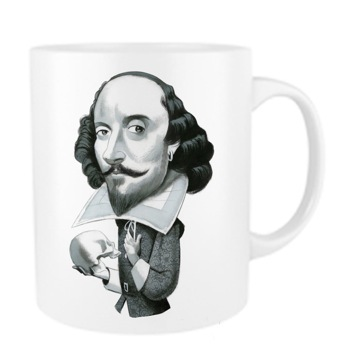 TAZA CENTENARIO WILLIAM SHAKESPEARE: portada