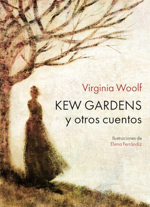 KEW GARDENS Y OTROS CUENTOS (2ª edición): portada
