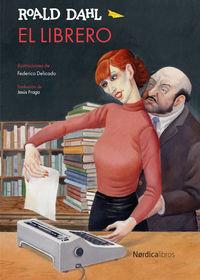 EL LIBRERO (3.ª edición): portada