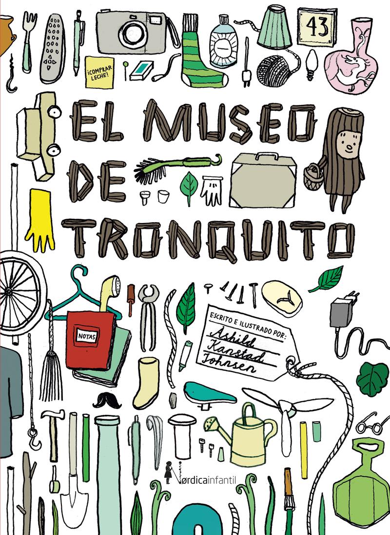 EL MUSEO DE TRONQUITO: portada