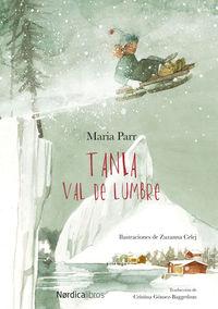 TANIA VAL DE LUMBRE - Rústica (5ª edición): portada