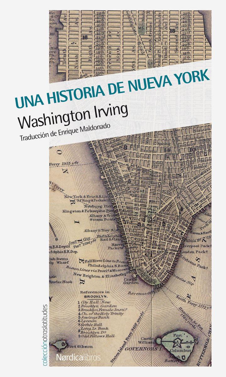 UNA HISTORIA DE NUEVA YORK: portada