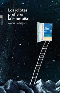 LOS IDIOTAS PREFIEREN LA MONTAÑA: portada