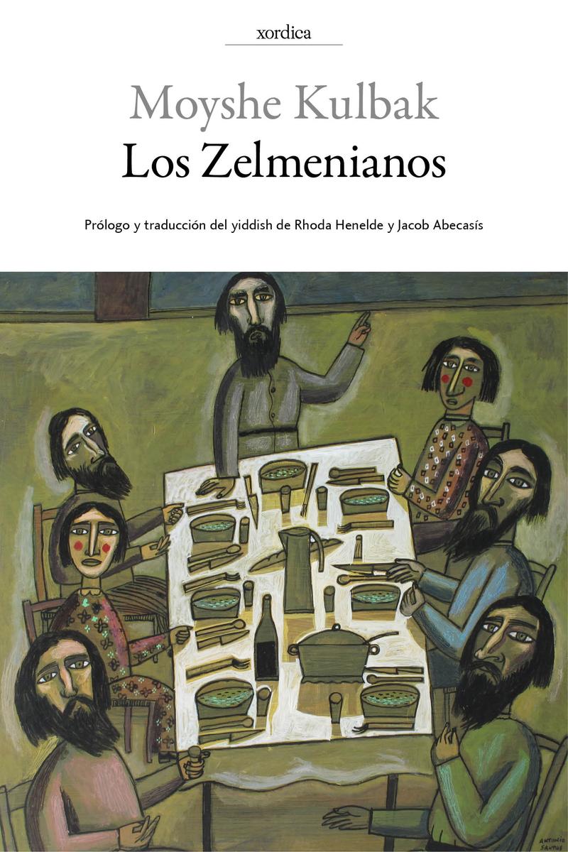LOS ZELMENIANOS: portada