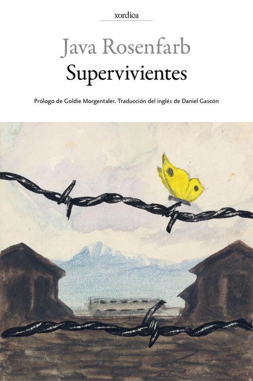 SUPERVIVIENTES: portada