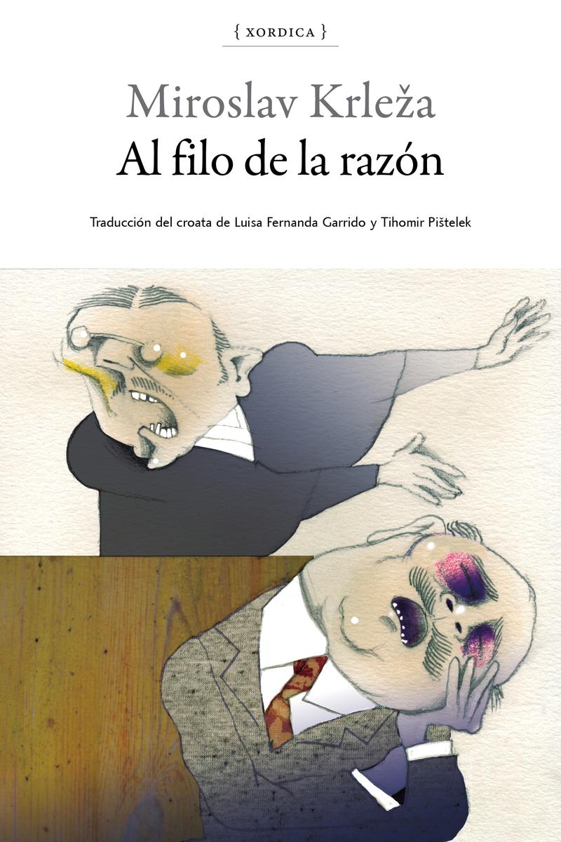 AL FILO DE LA RAZÓN: portada