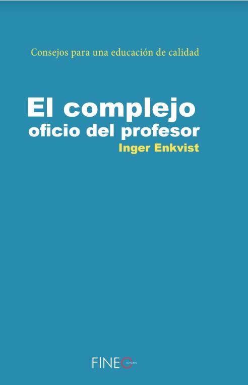 El Complejo oficio del profesor: portada