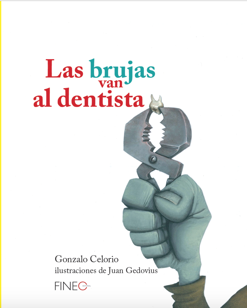 Las brujas van al dentista: portada