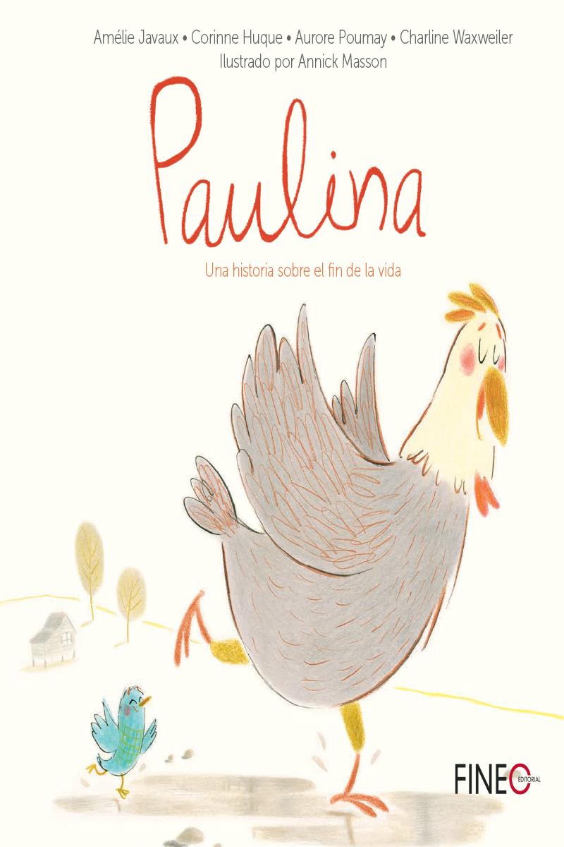 Paulina: portada