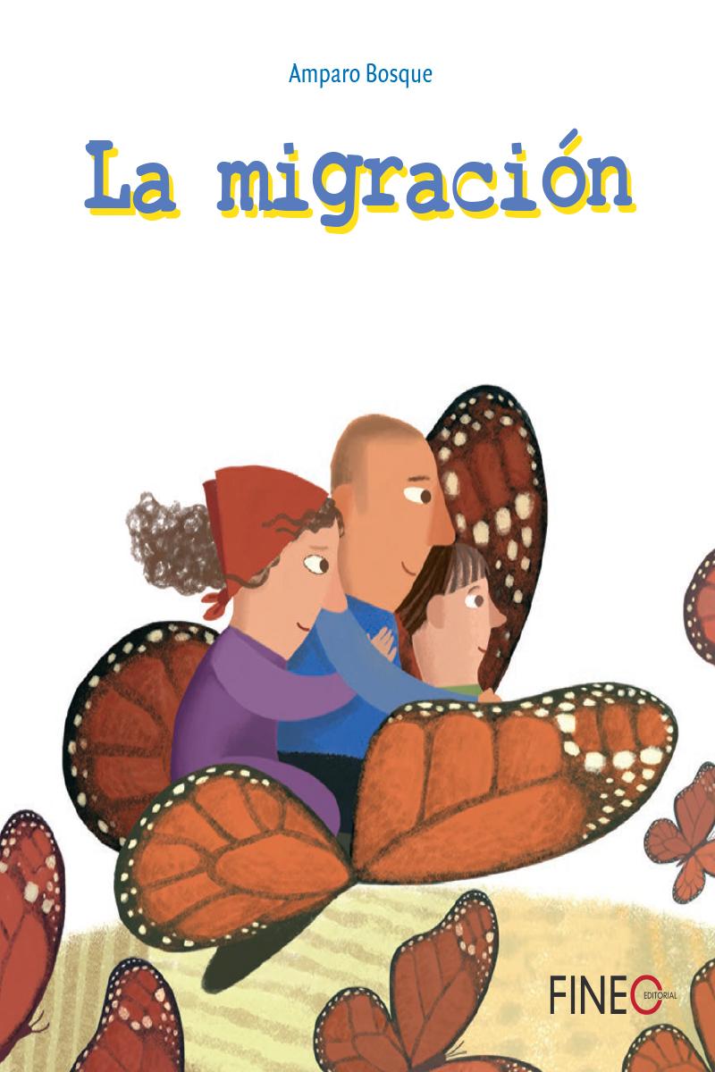 La migración: portada