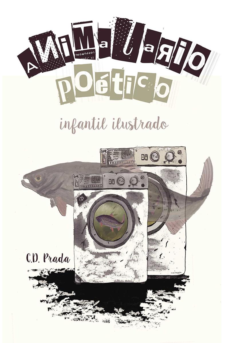 ANIMALARIO POETICO INFANTIL ILUSTRADO: portada