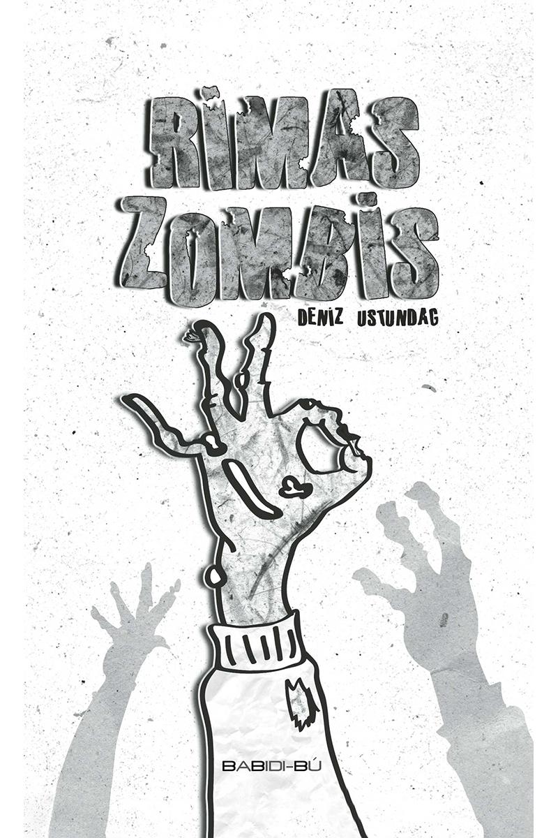 RIMAS ZOMBIS: portada