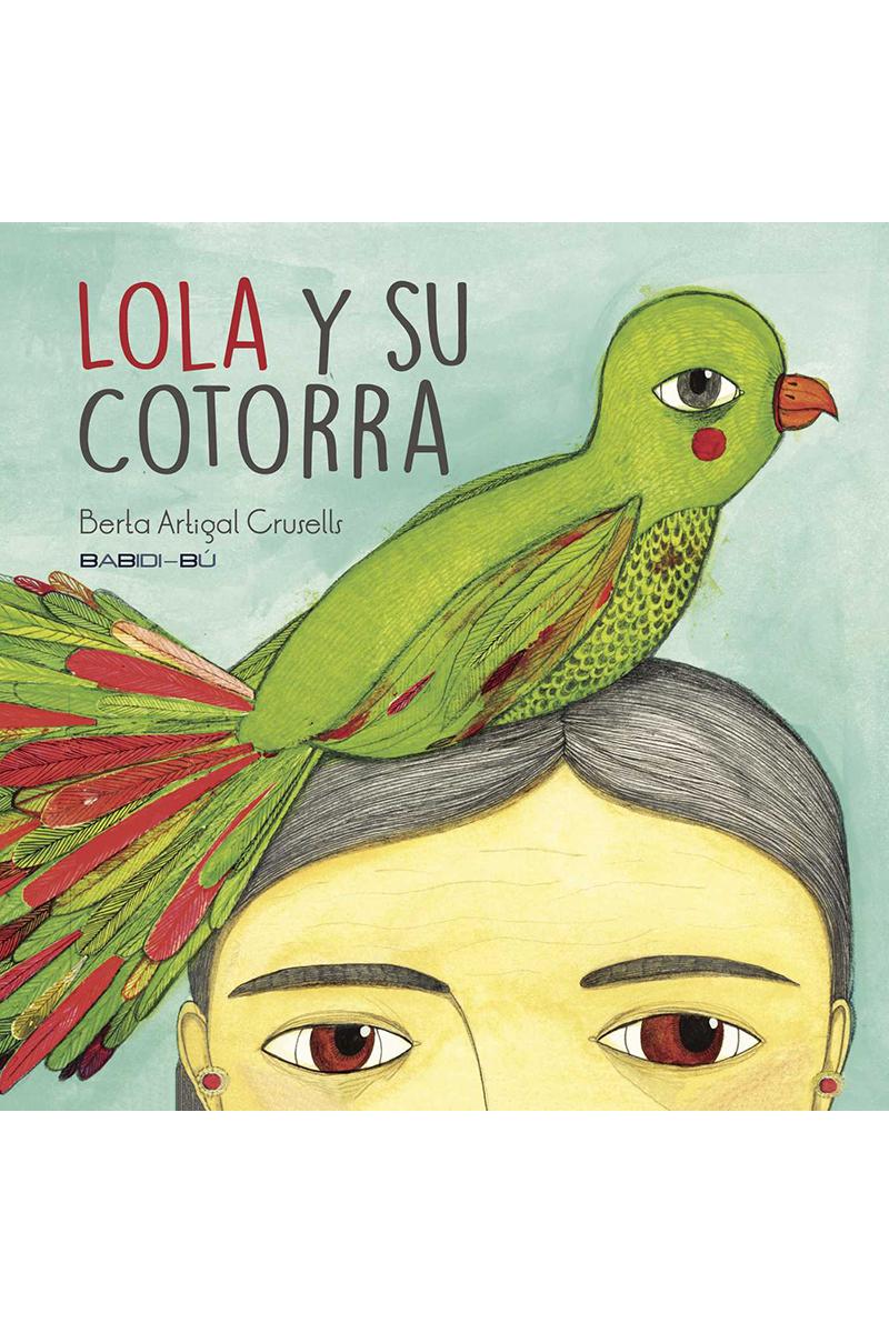 LOLA Y SU COTORRA: portada
