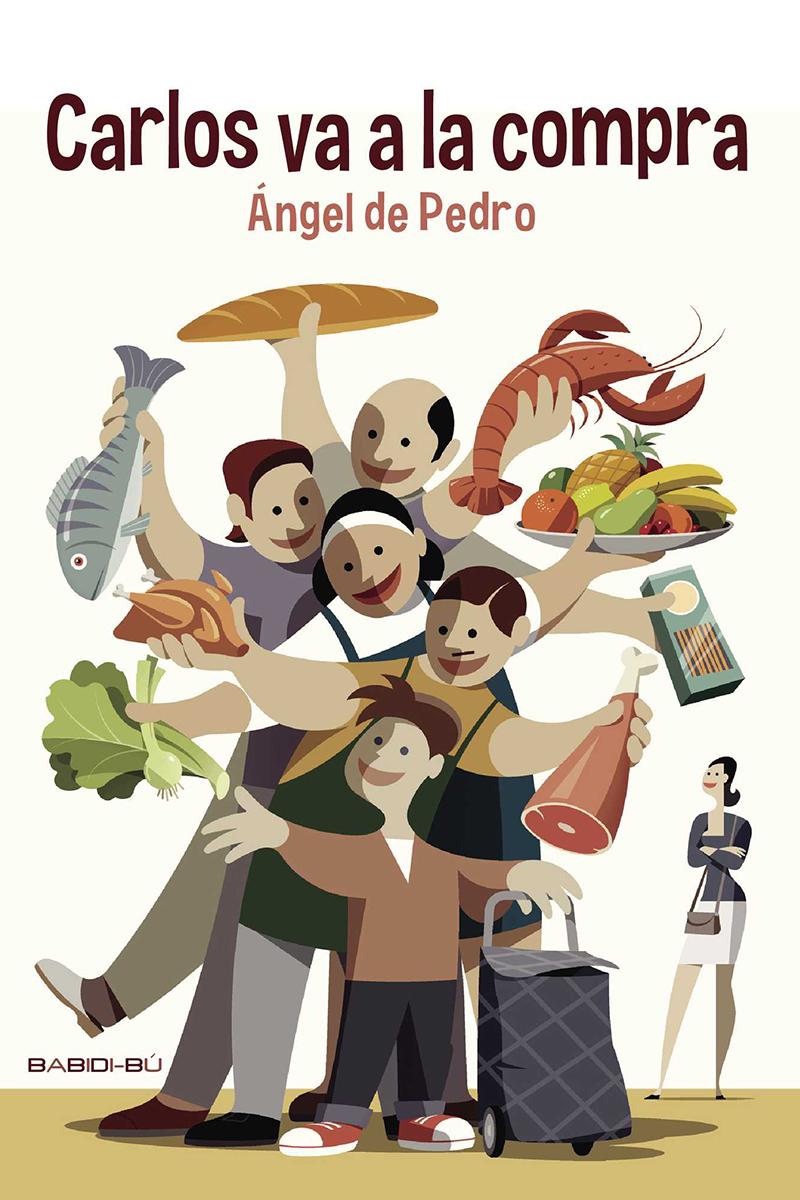 CARLOS VA A LA COMPRA: portada
