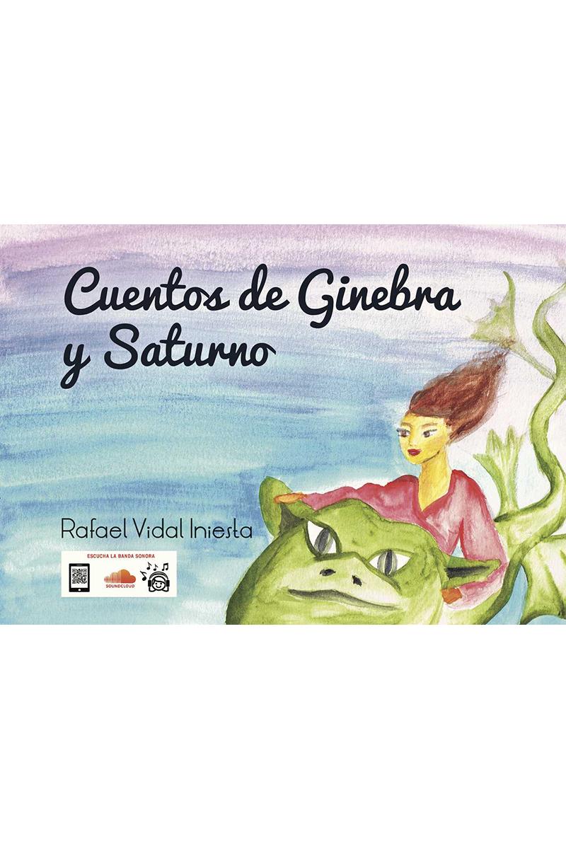 CUENTOS DE GINEBRA Y SATURNO: portada