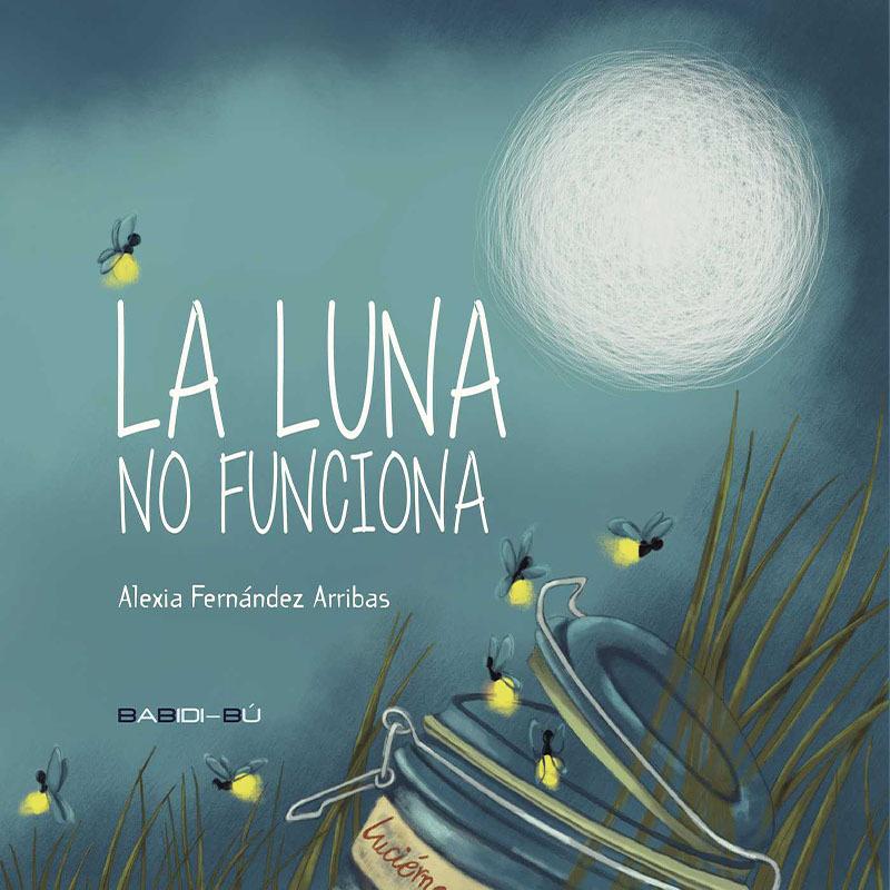 LUNA NO FUNCIONA,LA: portada